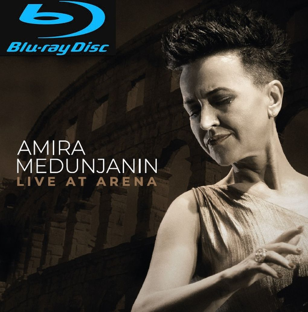 LIVE AT ARENA (BLU-RAY)