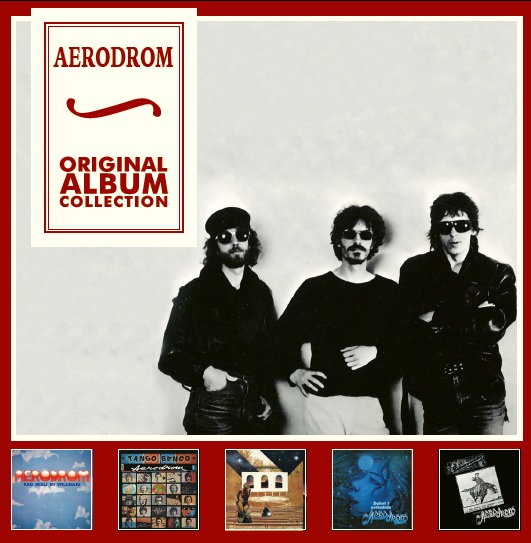 AERODROM ORIGINAL ALBUM COLLECTION