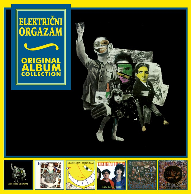 ELEKTRIČNI ORGAZAM ORIGINAL ALBUM COLLECTION
