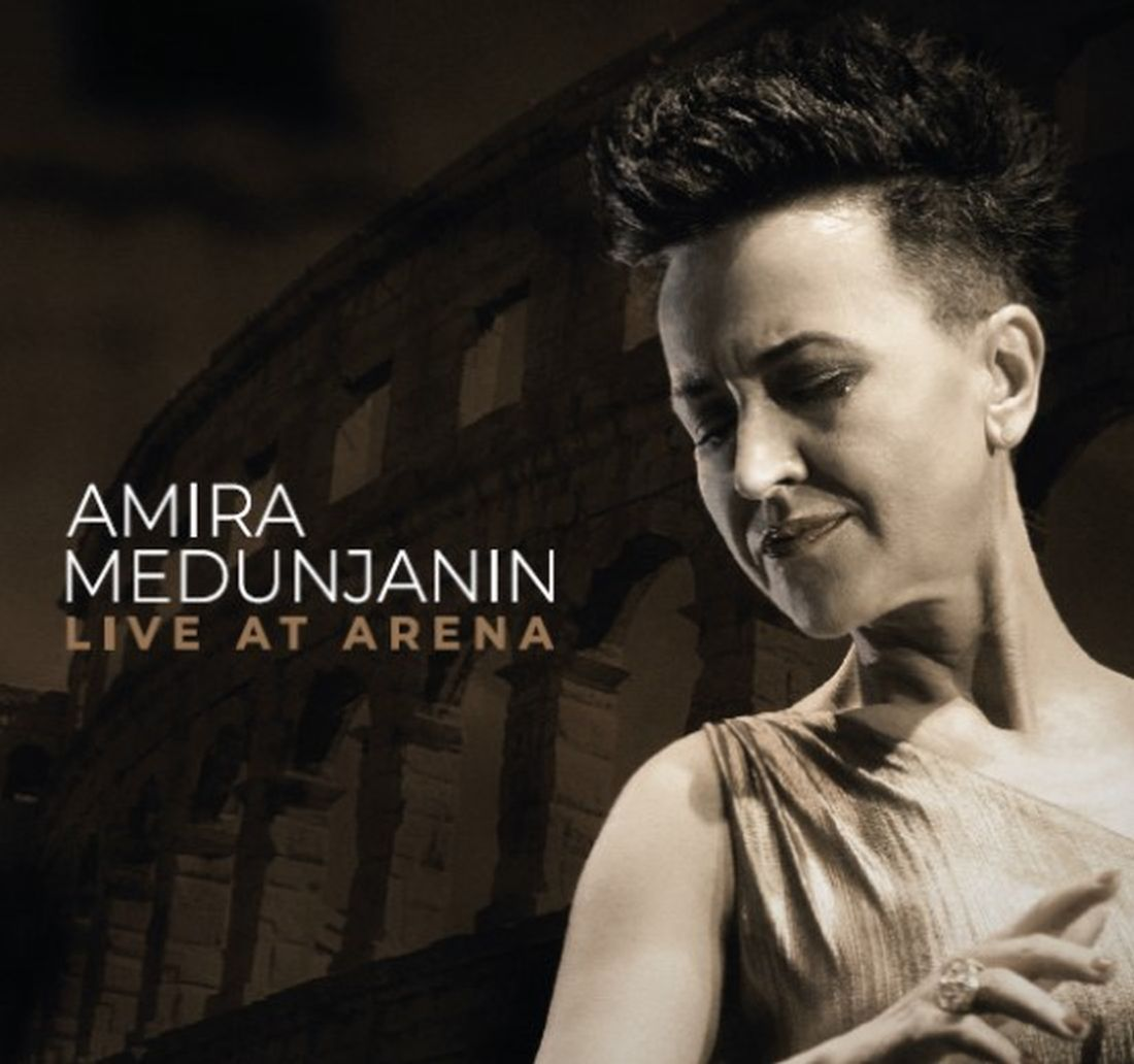 LIVE AT ARENA (CD)