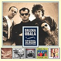 DALEKA OBALA ORIGINAL ALBUM COLLECTION