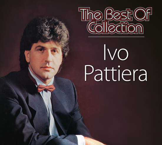 ALBUM THE BEST OF COLLECTION - IVO PATTIERA U PRODAJI!