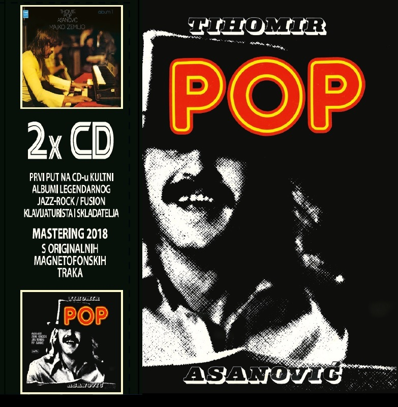 MAJKO ZEMLJO / POP (2018 REMASTER)