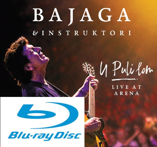 U PULI LOM - LIVE AT ARENA (BLU-RAY)