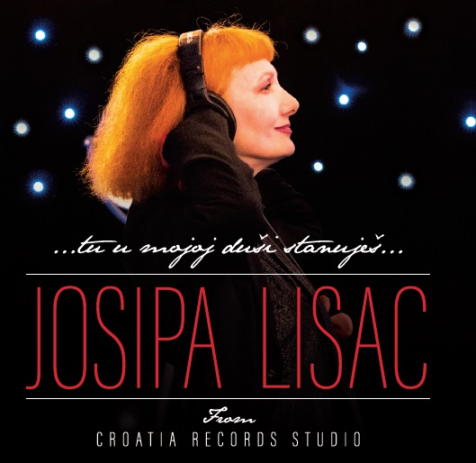 JOSIPA LISAC FROM CROATIA RECORDS STUDIO (CD)