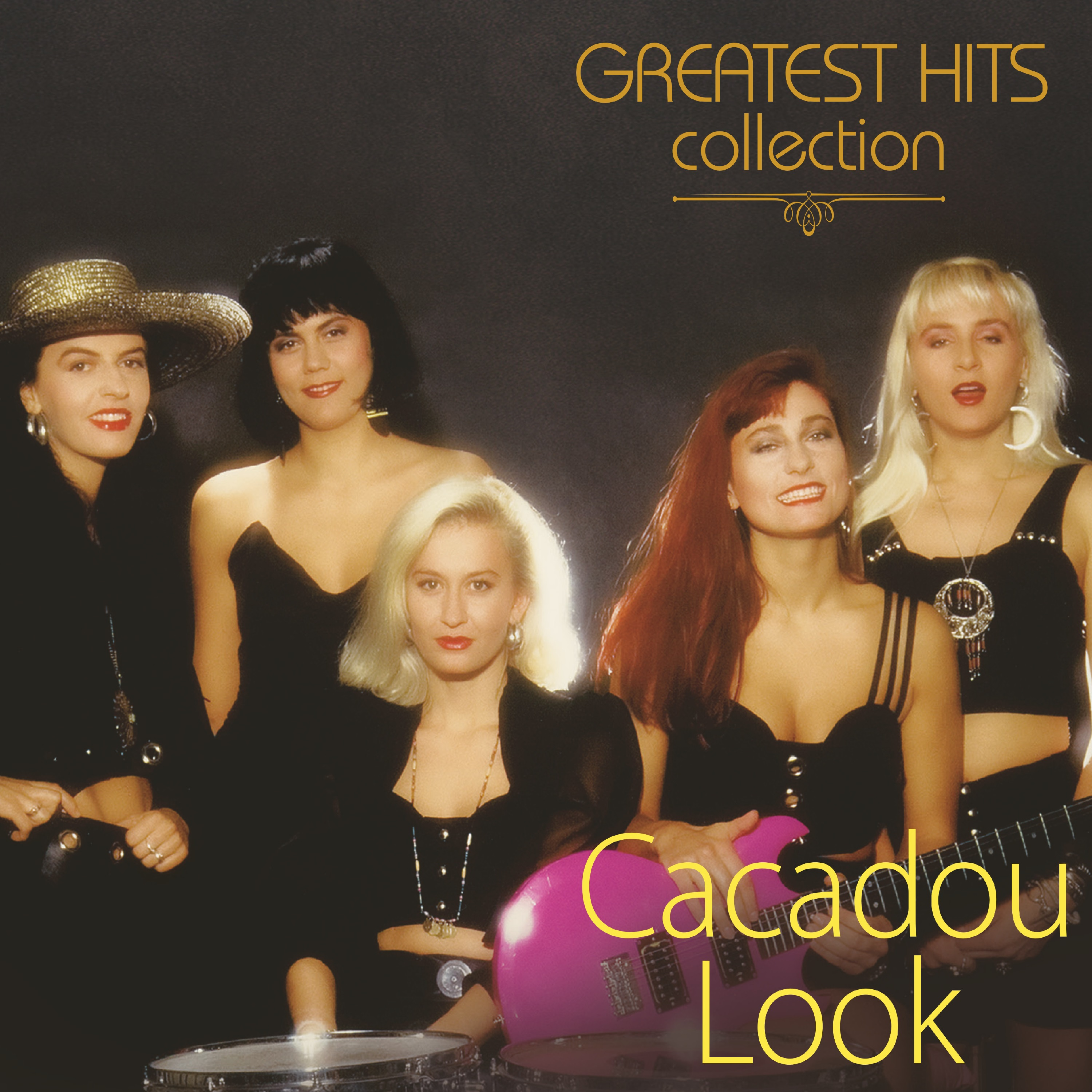 CACADOU LOOK GREATEST HITS COLLECTION