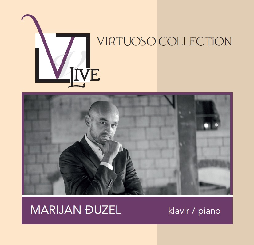 MARIJAN ĐUZEL  VIRTUOSO COLLECTION