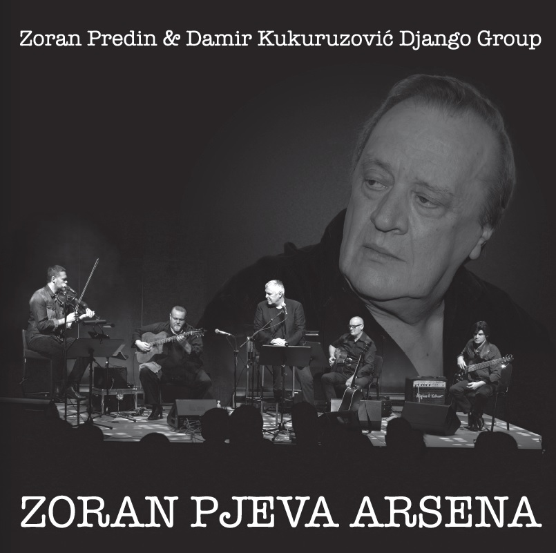 ZORAN PJEVA ARSENA (LONG PLAY)