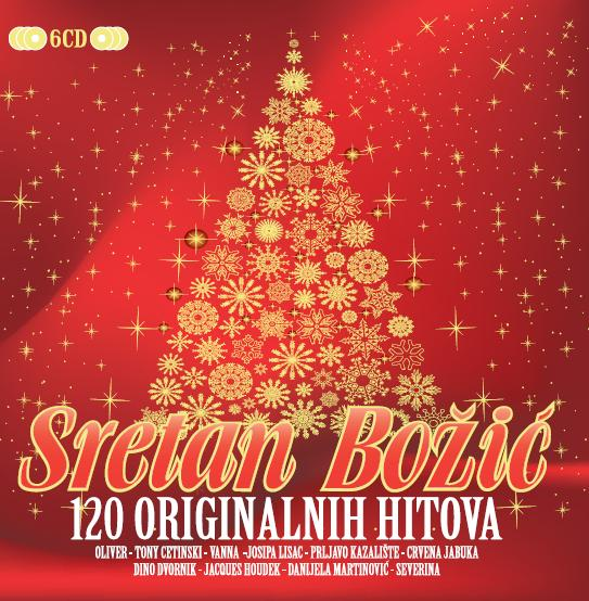 SRETAN  BOŽIÆ (6CD BOX)