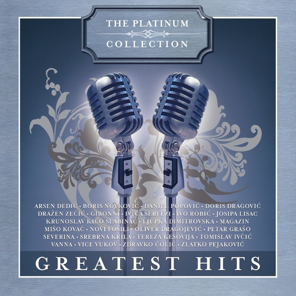 THE PLATINUM COLLECTION – GREATEST HITS (LONG PLAY)