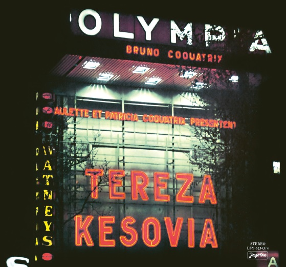 LIVE A L´OLYMPIA